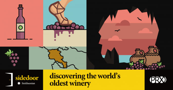 Sidedoor: Discovering the World's Oldest Winery