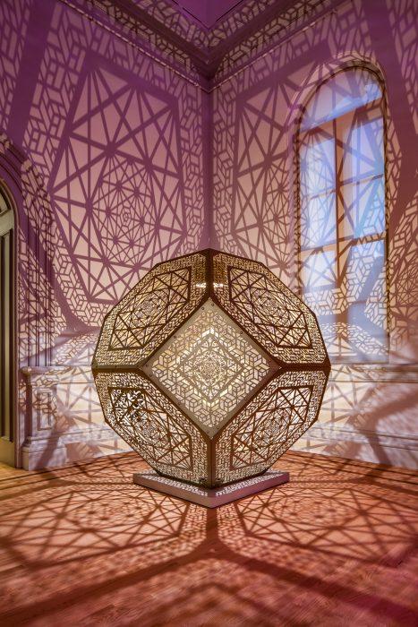 Intricate sphere