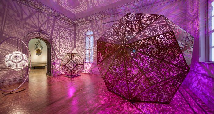 Intricate spheres