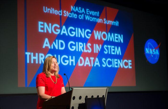 Meet Dr. Ellen Stofan, first woman director of NASM