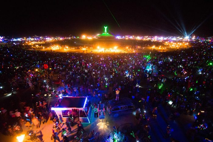 Why art thrives at Burning Man
