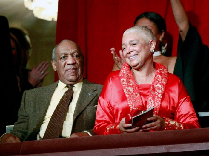 Bill and Camilla Cosby at Kennedy Center