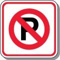 No Parking symbol