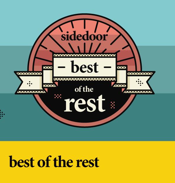 Sidedoor: Best of the Rest