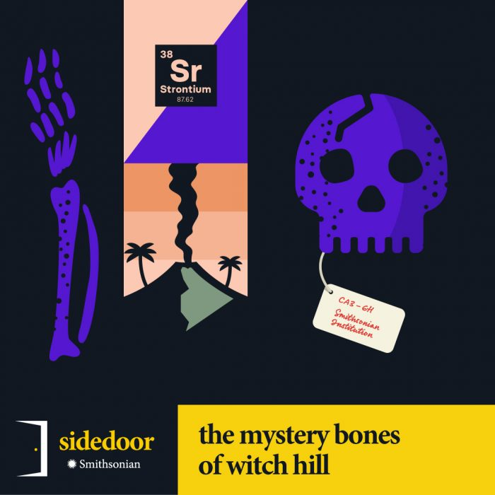 Sidedoor: The Mystery Bones of Witch Hill