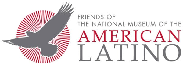 Logo ofor Friends of the National Museum of the American Latino