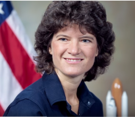 Because of Her Story: Sally Ride