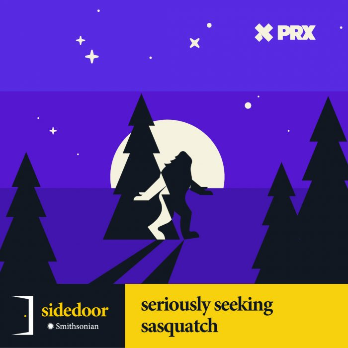 Sidedoor: Seriously Seeking Sasquatch
