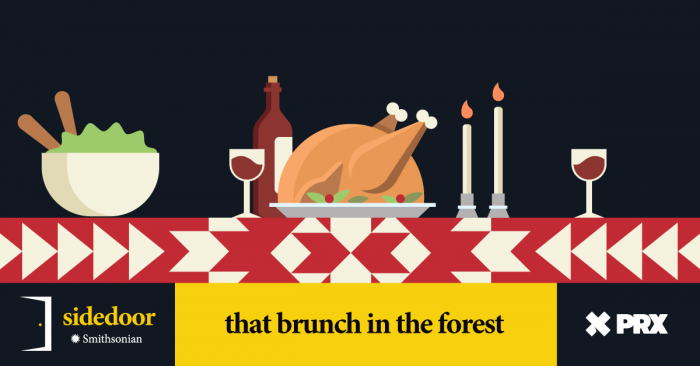 Sidedoor: That brunch in the forest