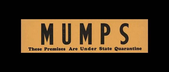 How one little girl helped researchers stump the mumps