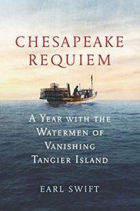"""Book cover """"Chesapeake Requiem"""""""