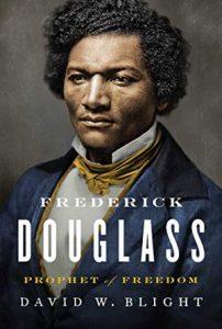 "Book cover ""Frederick Douglass"""
