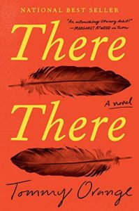 Book cover: There There