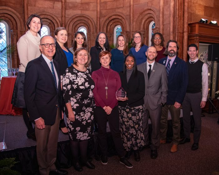 2018 Education Awards recognize outstanding achievement and innovation