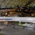 Air France Concorde on display at Udvar-Hazy Center