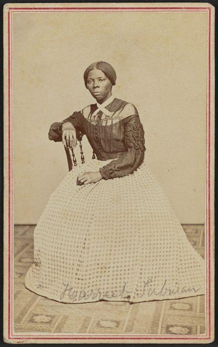 Tubman carte de visite