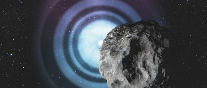 Visiting asteroids help scientists measure the size of distant stars