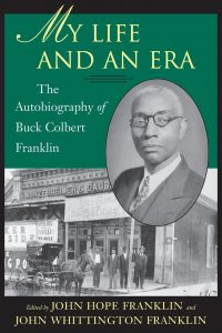Cover of The Autobiography of Buck Colbert Franklin