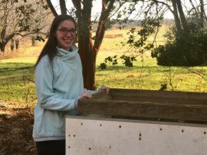 Volunteer Spotlight: Sarah Grady, Explorer of Past and Future Landscapes
