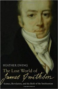 Book the Lost World of James Smithson