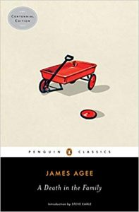 Book cover: A Death in the Family by James Agee