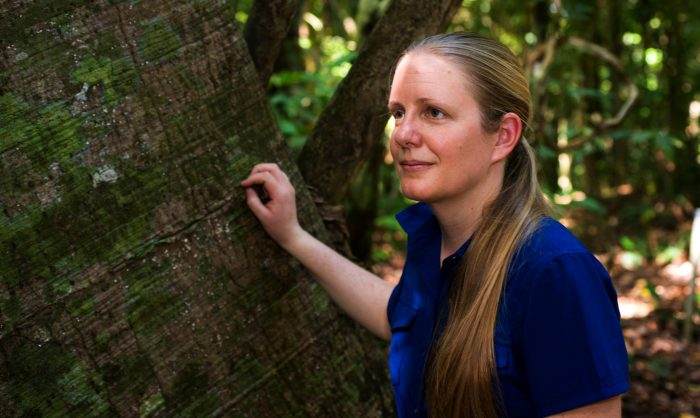 STRI scientist honored for her outstanding work in climate science