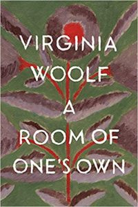 Book cover: A Room of One's Own by Virginia Woolf