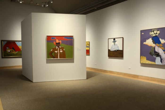 Art Gallery installation