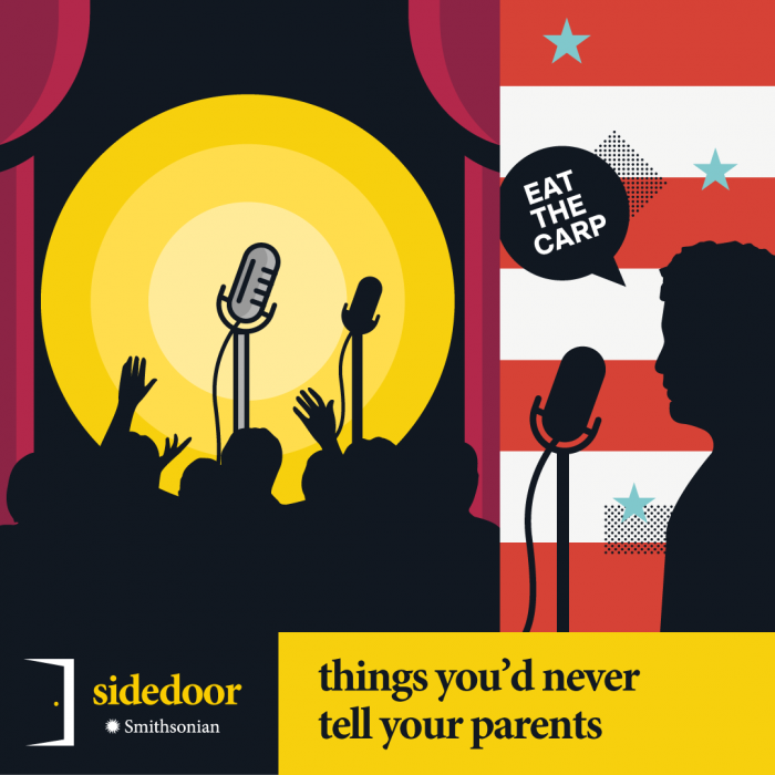 Sidedoor: Things you'd never tell your parents