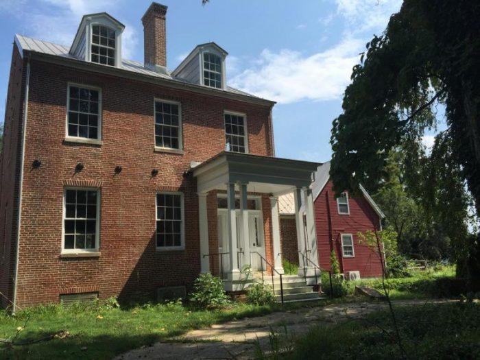 1700s Brick House