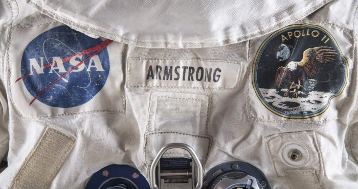 Neil Armstrong's Apollo 11 Spacesuit