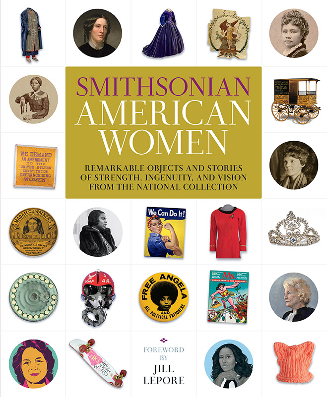 New book showcases Smithsonian American Women