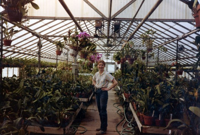 Faust in Greenhouse
