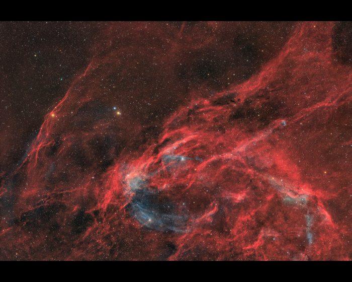 Photo of nebulae