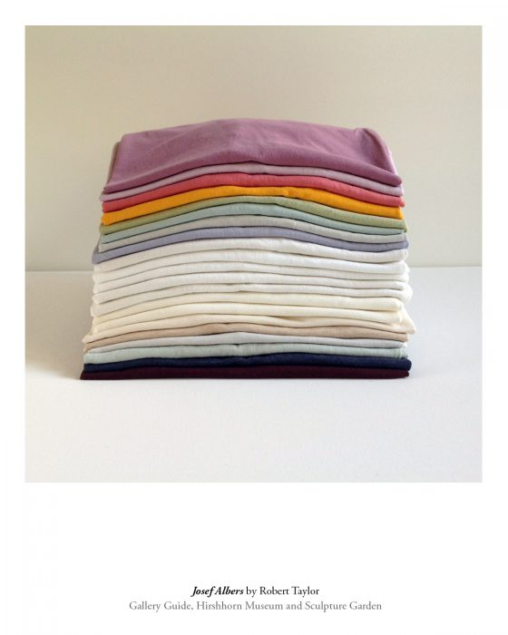 stacked shirts