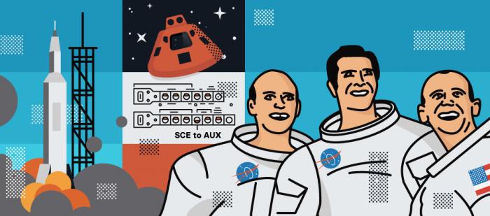 Sidedoor: Apollo 12's Really Close Call