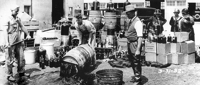 Just say No (way): How Prohibition changed the American wine industry