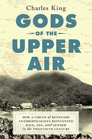 Book cover: Gods of the Upper Air