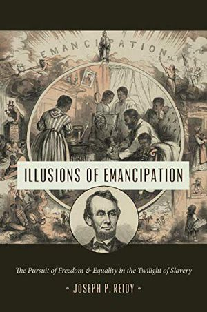 Book cover: Illusions of Emancipation: The Pursuit of Freedom and Equality in the Twilight of Slavery