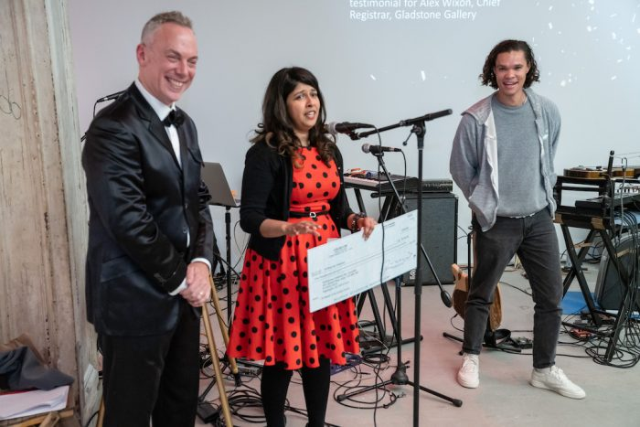 "The Hirshhorn's Rajshree Solanki wins ""Registrar of the Year""Award"
