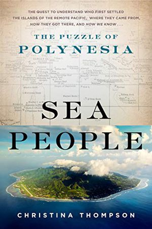 Book cover: Sea People: The Puzzle of Ploynesia