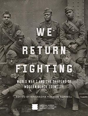 Book cover: We Return Fighting