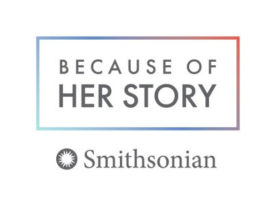 Graphic Banner Because of her Story