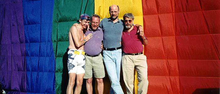 Hirsch Endowment Supports LGBTQ Initiatives