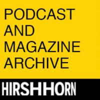 HMSG podcast archives logo
