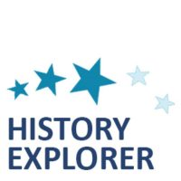 History explorer Podcast logo