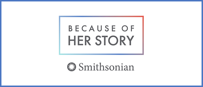 #BecauseOfHerStory: Meredith Holgrem