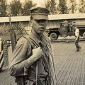 Harvey Pratt in Vietnam
