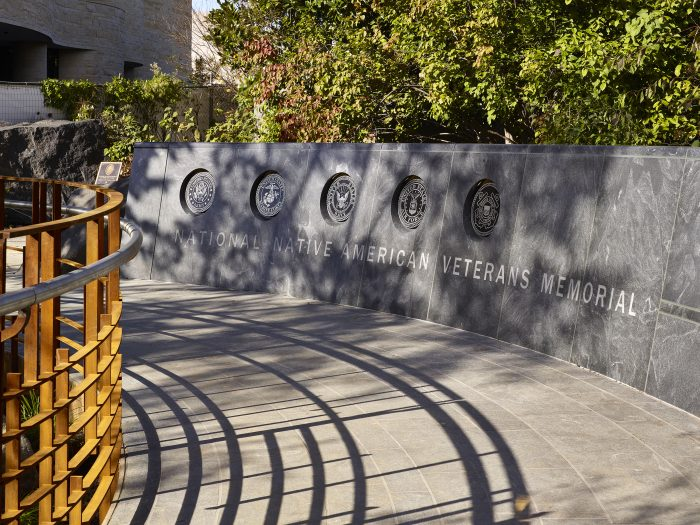 National Native American Veterans Memorial opens to the public