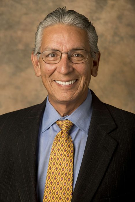 Formal head shot of Kevin Gover
